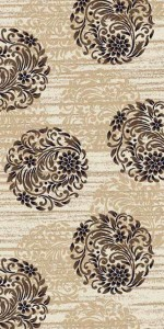 cream-brown_valencia_deluxe_runner_d303