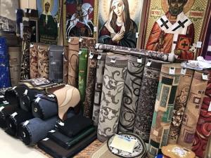 ковры иконы и ковровые дорожки