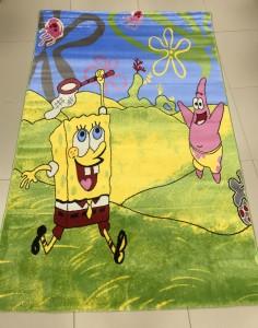 Детский ковер Спанч Боб и Патрик