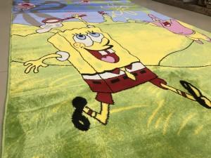 Спанч Боб на детском ковре