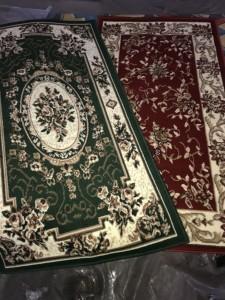 Разыгрываем 4 новогодних коврика