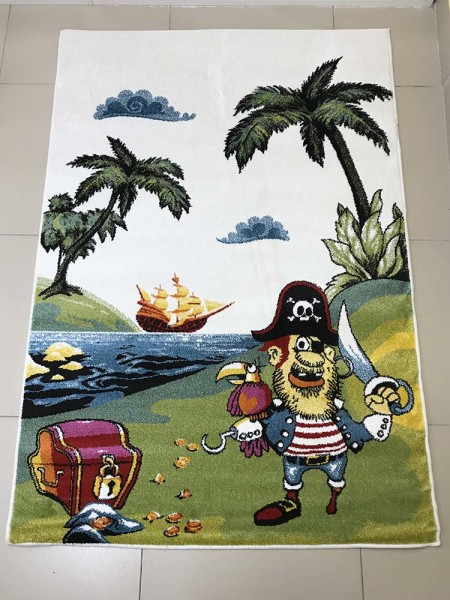 Детский ковер Пират Остров сокровищ